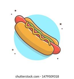 Imágenes Fotos De Stock Y Vectores Sobre Hotdog Wallpaper