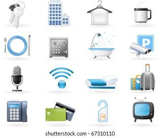 Hotel accommodation amenities