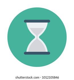 hourglass timer sand