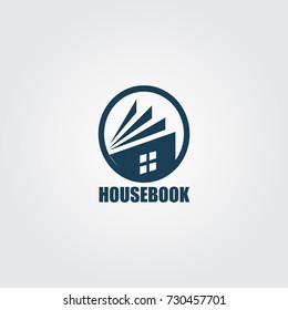 House book logo