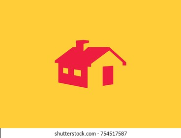 House Building Property Logo