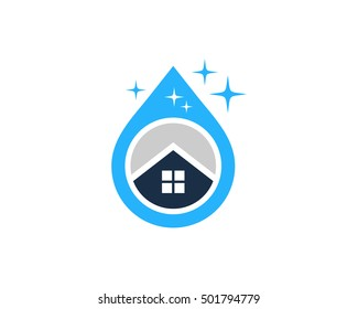 Cleaning Logo Images Stock Amp Vectors Shutterstock