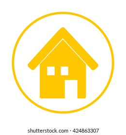 house icon. home icon