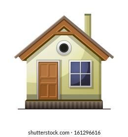 House icon isolated on white background