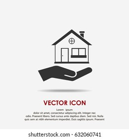 House insurance icons