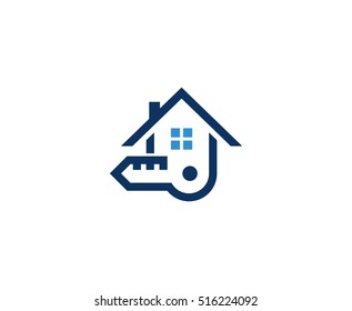 House key logo