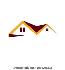 house logo vector, residence, estate