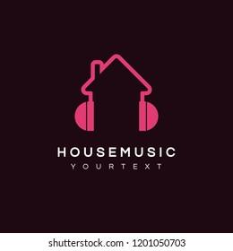 House Music Logo