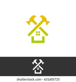 home repair logo images stock photos vectors shutterstock rh shutterstock com home improvement logos ideas home improvement logo vector