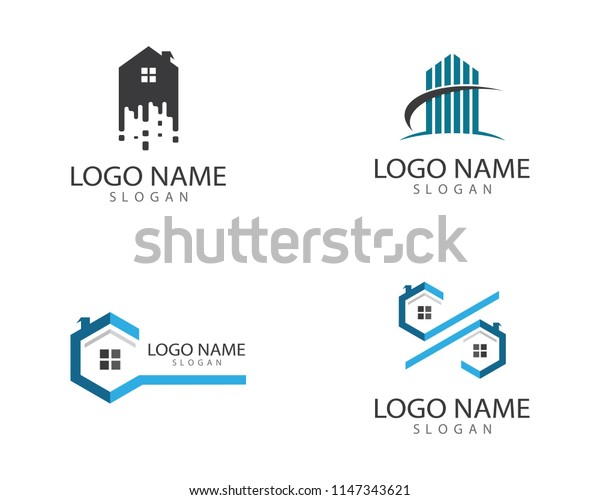 House symbol illustration