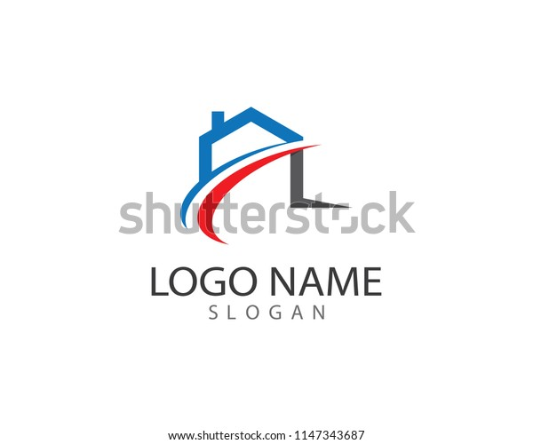 House symbol illustration