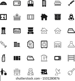 house vector icon set such as: dont, auto, out, lady, bottle, hygiene, technical, contract, drawing, press, elegance, windows, agent, government, toilet, antenna, rail, contemporary, connection, buy