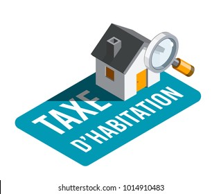 Housing Tax in French : Taxe d'habitation