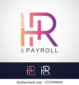 HR management company logo design