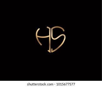 H S Logo Images Stock Photos Vectors Shutterstock