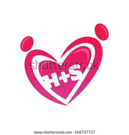 hs logo stock vector royalty free 568737757 shutterstock