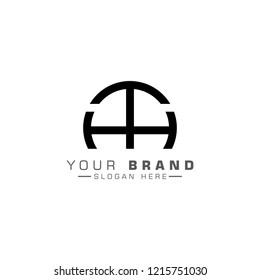 HT, TH Logo Design