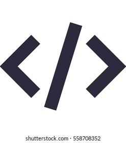 Html Vector Icon