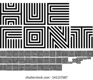 Hue Font - Regular