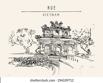 Image result for hue postcard