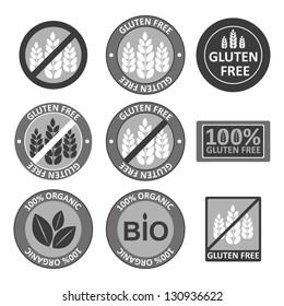 Huge collection gluten free bio seals
