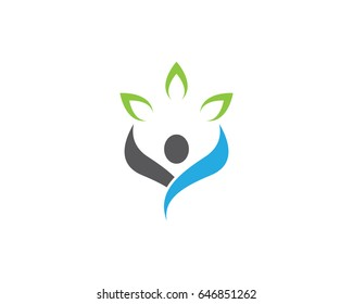 wellness logo images stock photos vectors shutterstock rh shutterstock com health and wellness logo vector health and wellness company logos