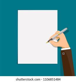 Letter Pad Images, Stock Photos & Vectors | Shutterstock