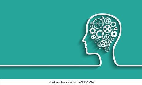 Human head gears