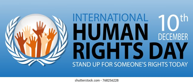 Human Rights Day Background