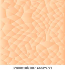 Human skin texture background, vector pattern illustration