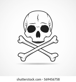 Royalty Free Skull And Bones Images Stock Photos Vectors