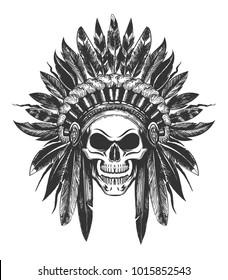 Imágenes, fotos de stock y vectores sobre Apache Tattoo | Shutterstock