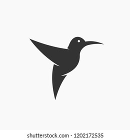 Hummingbird logo design inspiration
