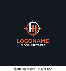 HUNTER LOGO/IDENTITY DESIGN FOR USE ONLINE STORE