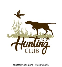Hunting Club Images, Stock Photos & Vectors | Shutterstock