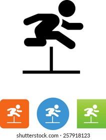 Hurdler icon