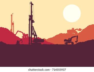 image shutterstock com/image-vector/hydraulic-eart