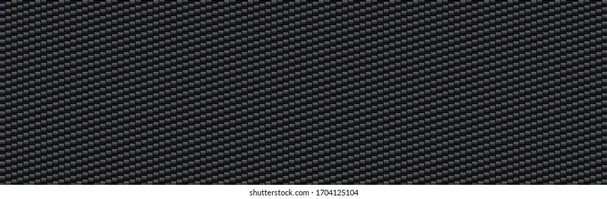 Hydrocarbon black panoramic background vector