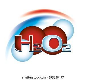 Hydrogen peroxide formula