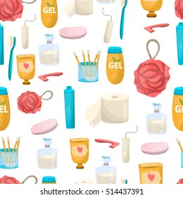 hygiene pattern, pattern with hygiene elements