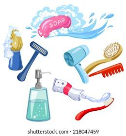 Imágenes Fotos De Stock Y Vectores Sobre Higiene Personal