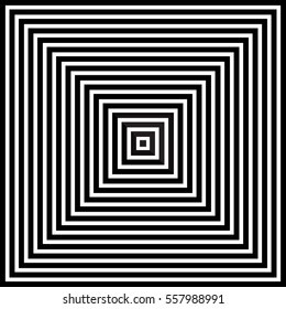 Hypnotic Fascinating Abstract Image.Vector Illustration EPS10