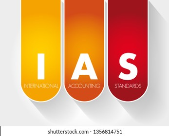 International Accounting Standards Images Stock Photos Vectors