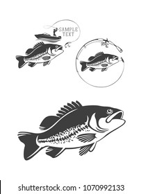 ibass fish icons