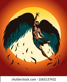 icarus greek myth