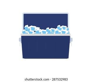 ice box illustration