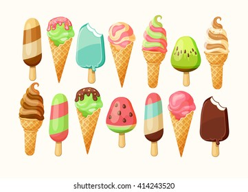 ice cream vector images stock photos vectors shutterstock