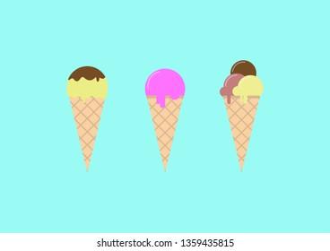 アイスクリーム イラストの画像写真素材ベクター画像 Shutterstock