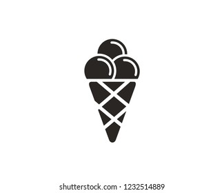 icecream icon images stock photos vectors shutterstock https www shutterstock com image vector ice cream icon sign symbol 1232514889
