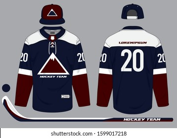 jersey ice hockey